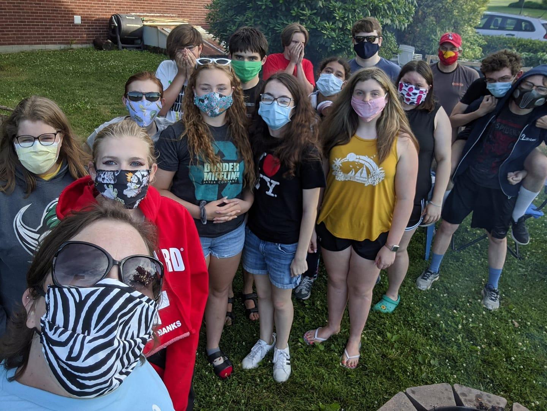 Group-masks
